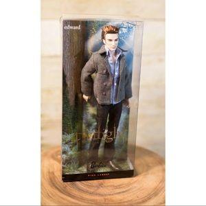 2009 Twilight Saga Edward Ken Barbie Doll Mattel